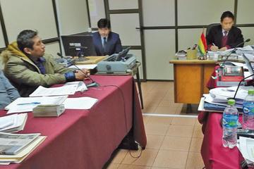 Denuncian que alcalde de Uyuni ejerce funciones desde prisión