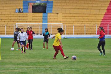 Selecciones potosinas trabajan enfocadas en sus próximos duelos de la Copa Bolivia