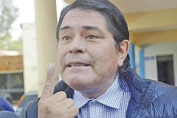 Pérez presenta denuncia legal contra el comité ejecutivo de la FBF