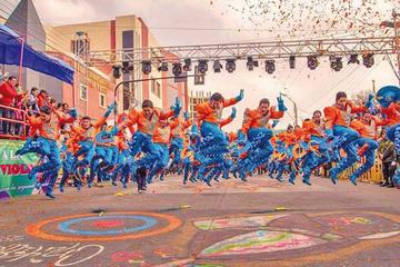 En 58 ciudades se bailará Caporales