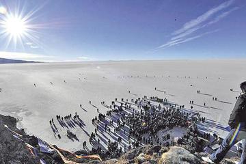 Año Nuevo será recibido en Torotoro y Salar de Uyuni