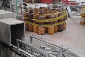 Indagan a funcionario por hurto de garrafas  con GLP de yacimientos