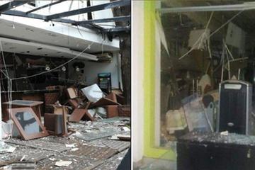Una explosión por posible fuga de gas afecta a varios edificios