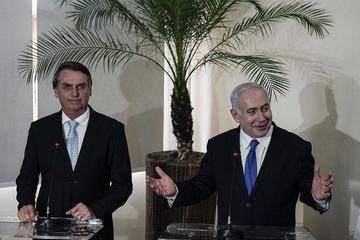 Brasil e Israel firman acuerdos de cooperación en varias áreas