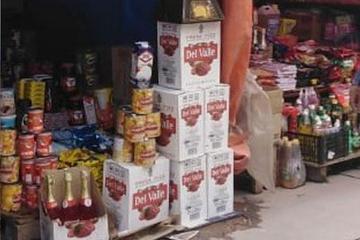 Se confirma venta de bebidas alcohólicas de contrabando