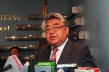 Amplían indagación contra chofer del viceministro Rodolfo Illanes