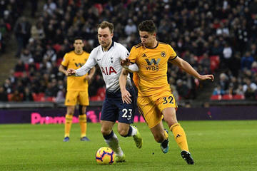 Tottenham se estrella contra Wolverhampton