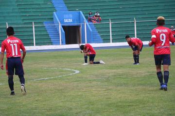 Selección potosina cae y resigna posiciones en el campeonato