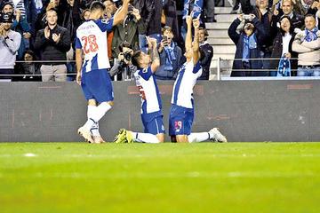 """Oporto se clasifica a la """"Final Four"""" de la Liga de Portugal"""
