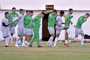 Bolivia finaliza el año en el puesto 59 en el ranking de la FIFA
