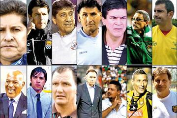 Clubes bolivianos dan su confianza a técnicos nacionales