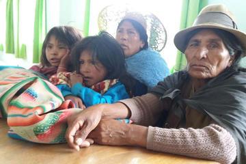 Rayo mata a pareja de esposos y cinco niños se quedan huérfanos
