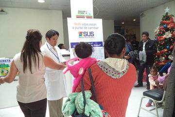 El registro del Seguro Universal de Salud inicia en 516 centros