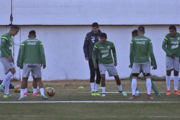 La selección nacional tiene como primer reto la Copa América