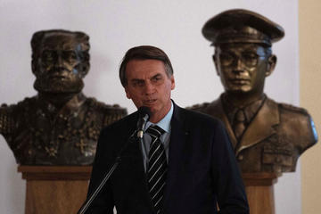Bolsonaro confirma que Brasil  deja pacto migratorio de la ONU