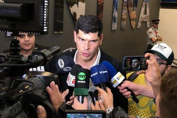 Carlos Lampe definirá su futuro hasta el 10 de enero