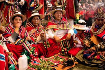 Aymara se torna en aymarañol