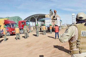 Fiscalía: militares fueron filmados favoreciendo a contrabandistas