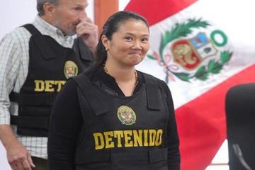 Rechazan la apelación de Keiko Fujimori y continuará en prisión
