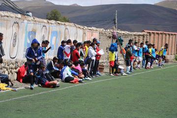 Jóvenes prueban suerte en Nacional