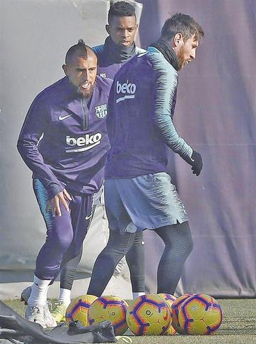 Barcelona busca su primer triunfo del año