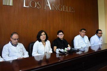 Dan de alta al hijo del ministro de Gobierno Carlos Romero