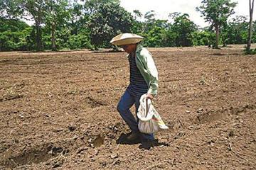 Comunarios de San Ignacio sufren por la falta de agua