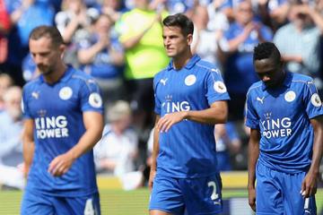 Leicester cae ante un equipo de cuarta división