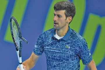 Djokovic lidera la clasificación de ATP