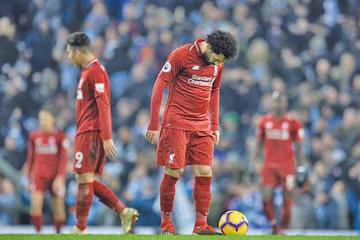 Liverpool es eliminado de la Copa de Inglaterra