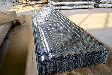 Fábrica de calaminas vende 270 toneladas del producto