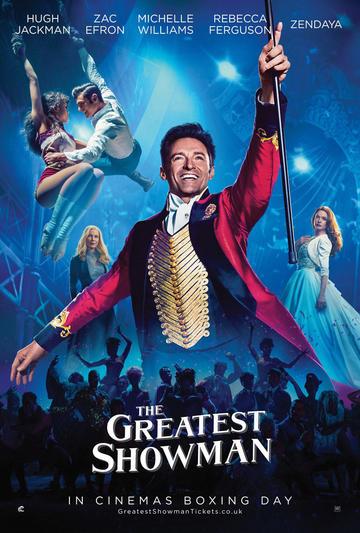 """""""The Greatest Showman"""" triunfa con su banda sonora"""