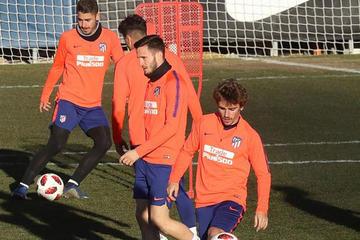 """Girona y Atlético se miden en el """"Montilivi"""""""