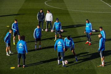 """Real recibe a Leganés en el """"Bernabéu"""""""