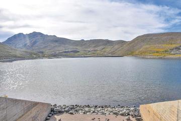El agua aumenta considerablemente en las lagunas del Kari Kari por lluvias