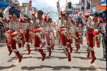 Alistan baile del caporal en al menos 63 regiones del mundo