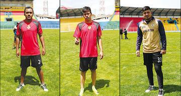Pinedo, Mendoza y Santillán se suman al trabajo de Real