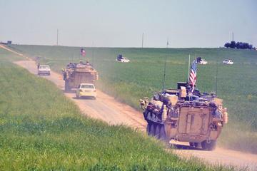 Inicia la retirada de tropas de Estados Unidos de terreno sirio