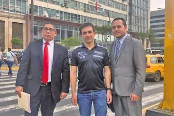 Justicia peruana admite denuncia de Juan Carlos Salvatierra contra la organización del Dakar