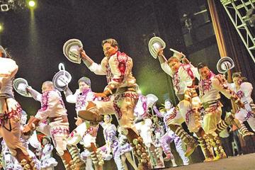 Potosinos reivindican la danza de los caporales