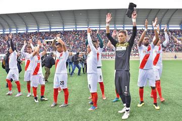 Always Ready gana a Deportivo La Guaira