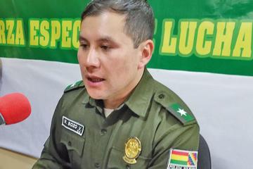 Felcc investiga intento de homicidio en Potosí