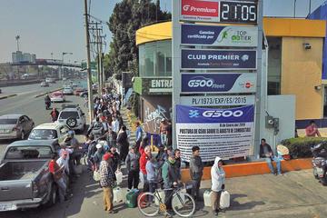 La falta de combustible sacude a México que busca frenar el robo