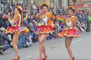 Destacan participación de los danzarines de Caporal