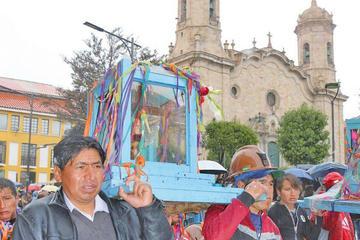 El Carnaval Minero inicia el calendario cultural local