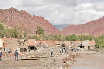 Reencausan el río Tupiza para evitar futuras riadas
