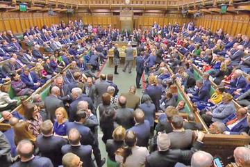 Parlamento británico rechaza el acuerdo para salir de la UE