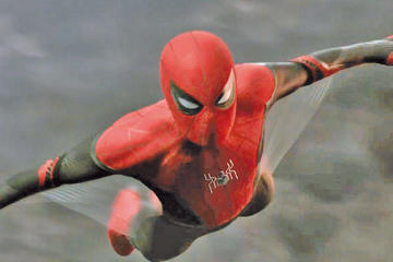 Spiderman vuelve con otra aventura