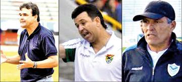 Antelo, Baldivieso y Clausen encabezan la lista de San José
