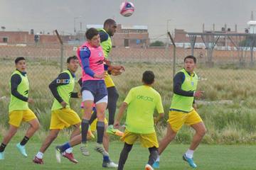 San José jugará un amistoso contra Deportivo Guaira